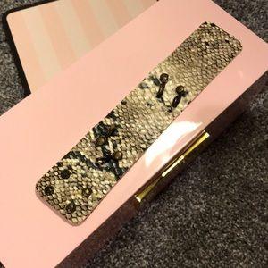 Lenny and Eva Snakeskin Bracelet